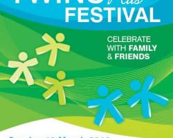 Don't miss Australia's only national twin festival