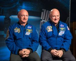 NASA twin study confirms preliminary findings