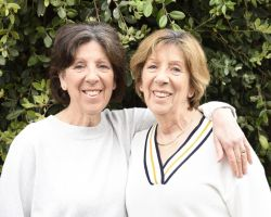 Twins share breast cancer journey to support new study